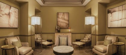 Spa Reception | Four Seasons Hotel Las Vegas
