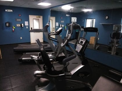 Fitness Facility | Baymont by Wyndham Clinton