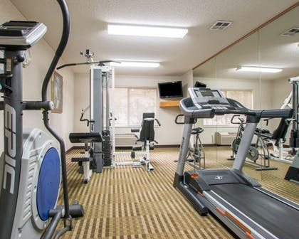 Fitness Facility   Quality Suites San Diego Otay Mesa