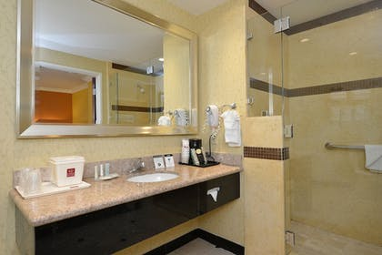 Bathroom | Comfort Suites Oceanside Camp Pendleton Area