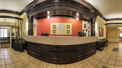 Reception | Comfort Suites At Rivergate Mall