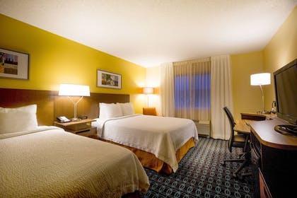 Guestroom | Fairfield Inn by Marriott Little Rock North