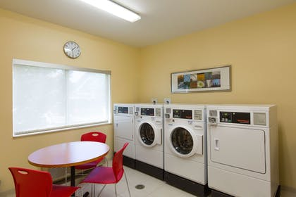 Laundry Room | Fairfield Inn by Marriott Little Rock North