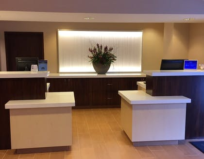 Check-in/Check-out Kiosk | Fairfield Inn and Suites by Marriott Jupiter