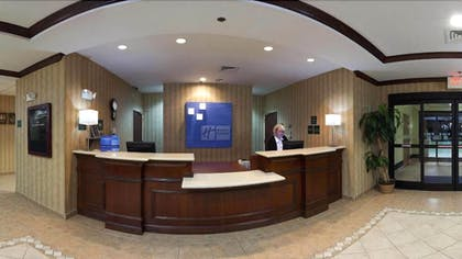 Reception | Holiday Inn Express & Suites Shelbyville