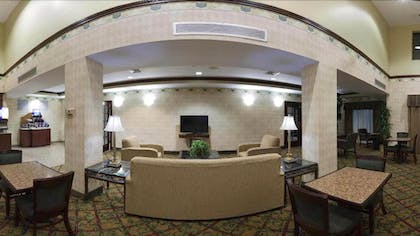 Hotel Lounge | Holiday Inn Express & Suites Shelbyville