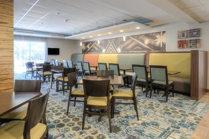 Restaurant | Fairfield Inn & Suites by Marriott Winston-Salem Downtown