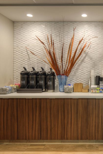 Cafe | Fairfield Inn & Suites by Marriott Winston-Salem Downtown