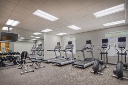 Fitness Facility | Fairfield Inn & Suites by Marriott Winston-Salem Downtown