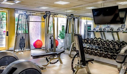 Fitness Facility | DoubleTree Resort by Hilton Grand Key - Key West