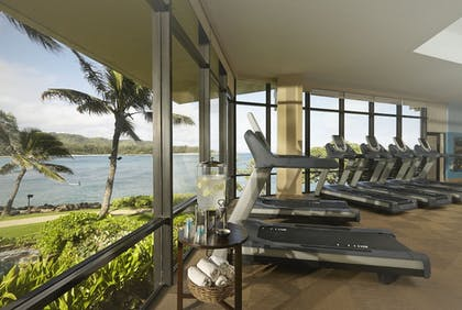 Fitness Facility | Turtle Bay Resort