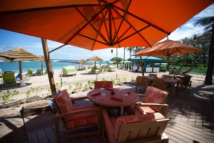 Outdoor Dining | Turtle Bay Resort