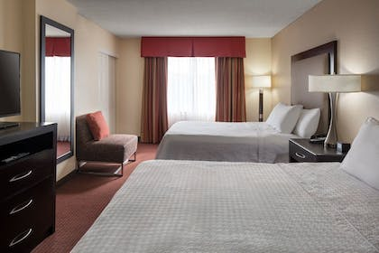 Guestroom | Homewood Suites by Hilton Anaheim-Main Gate Area