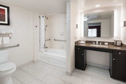 Bathroom | Homewood Suites by Hilton Anaheim-Main Gate Area