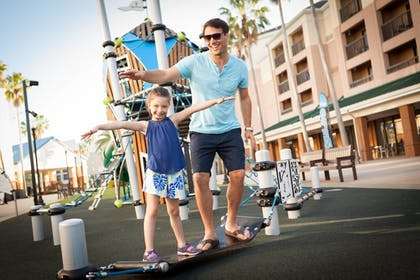 Children's Play Area - Outdoor | Fairfield Inn & Suites Lake Buena Vista in Marriott Village