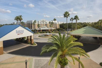 Front of Property | Fairfield Inn & Suites Lake Buena Vista in Marriott Village