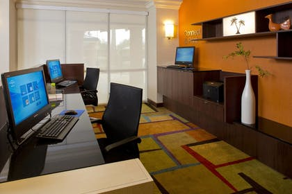 Business Center | Fairfield Inn & Suites Lake Buena Vista in Marriott Village