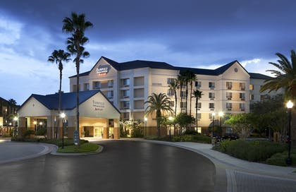 Property Entrance | Fairfield Inn & Suites Lake Buena Vista in Marriott Village