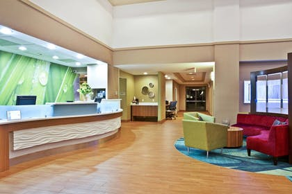 Lobby | Springhill Suites by Marriott Chicago Elmhurst/Oakbrook Area
