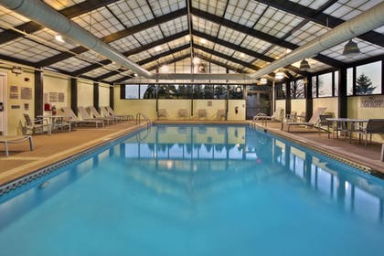 Indoor Pool | Springhill Suites by Marriott Chicago Elmhurst/Oakbrook Area