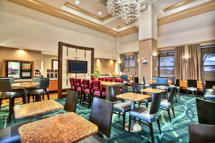 Restaurant | Springhill Suites by Marriott Chicago Elmhurst/Oakbrook Area