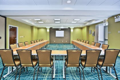 Meeting Facility | Springhill Suites by Marriott Chicago Elmhurst/Oakbrook Area