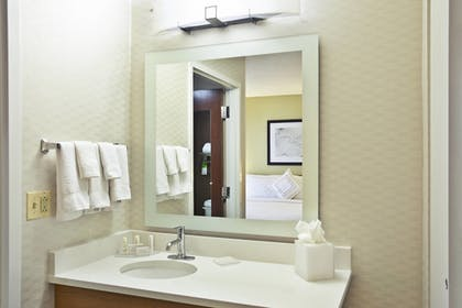 Guestroom | Springhill Suites by Marriott Chicago Elmhurst/Oakbrook Area