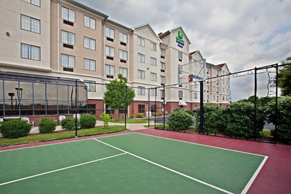 Sports Facility | Holiday Inn Express Hotel & Suites Indianapolis East