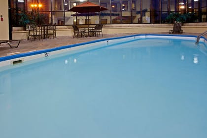 Pool | Holiday Inn Express Hotel & Suites Indianapolis East