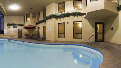 Indoor Pool | Holiday Inn Express Hotel & Suites Indianapolis East