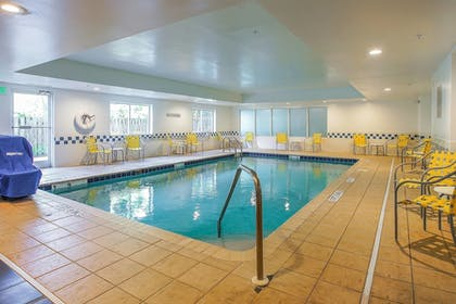 Sports Facility | Fairfield Inn Tallahassee North/I-10