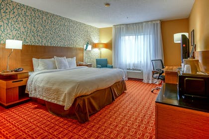 Guestroom | Fairfield Inn Tallahassee North/I-10