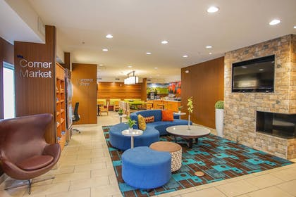 Lobby | Fairfield Inn Tallahassee North/I-10
