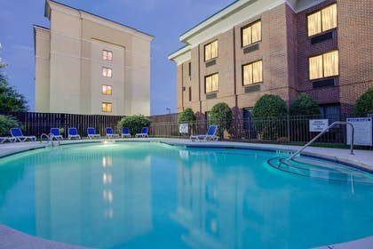 Pool | Holiday Inn Express Hotel & Stes Columbia I-20 at Clemson Rd