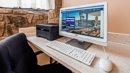 Business Center | SureStay Plus Hotel by Best Western Gatlinburg