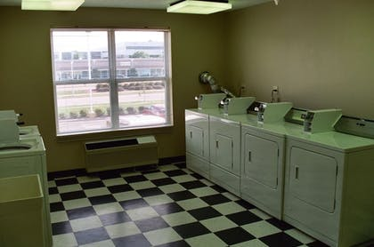 Laundry Room | TownePlace Suites by Marriott Rochester
