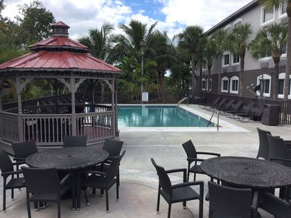 Pool | Days Inn & Suites by Wyndham Bonita Springs North Naples