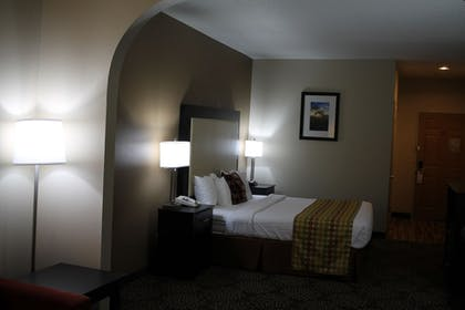 Guestroom View | Best Western Plus Des Moines West Inn & Suites