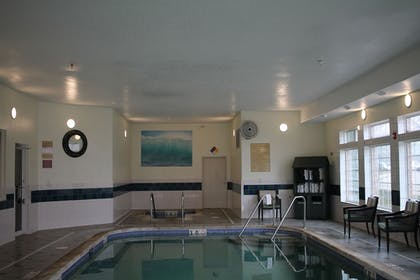 Indoor Pool | Best Western Plus Des Moines West Inn & Suites