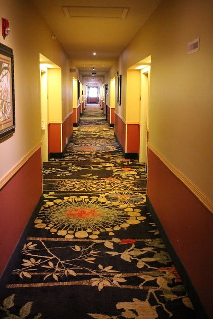 Hallway | Best Western Plus Des Moines West Inn & Suites