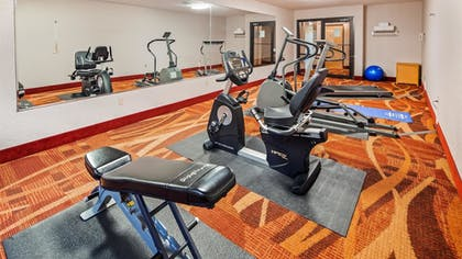 Fitness Facility | Best Western Inn & Suites