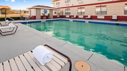 Outdoor Pool | Best Western Inn & Suites