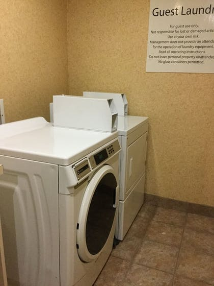 Laundry Room | Holiday Inn Express & Suites Denver Tech Center Englewood