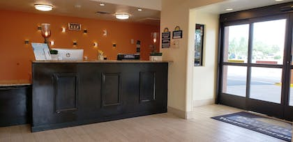 Check-in/Check-out Kiosk | Days Inn & Suites by Wyndham Tucson/Marana