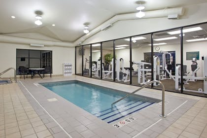 Pool | Holiday Inn Express Hotel & Suites WADSWORTH
