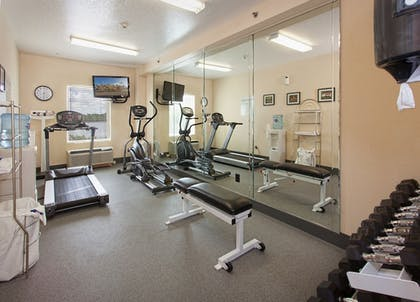Fitness Facility | Holiday Inn Express & Suites Port Charlotte