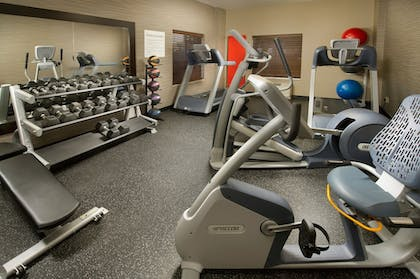 Fitness Facility   Holiday Inn Express & Suites DFW-Grapevine