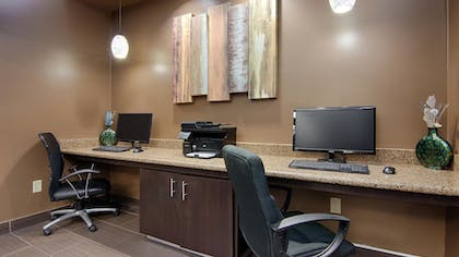 Business Center | Best Western Plus Seawall Inn & Suites By The Beach