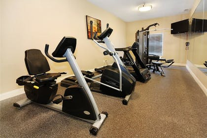 Fitness Facility | Best Western Plus Seawall Inn & Suites By The Beach