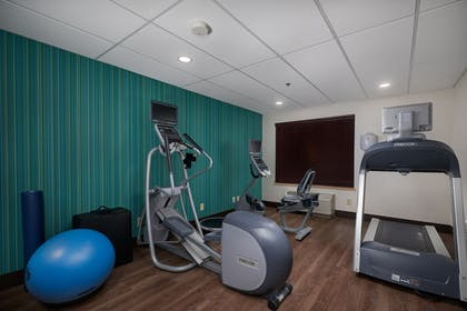 Fitness Facility | Holiday Inn Express & Suites Oxford